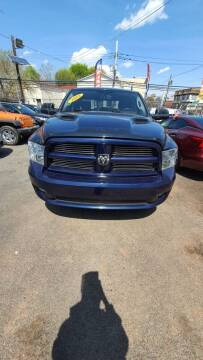 2012 RAM Ram Pickup 1500 for sale at Buy Here Pay Here Auto Sales in Newark NJ