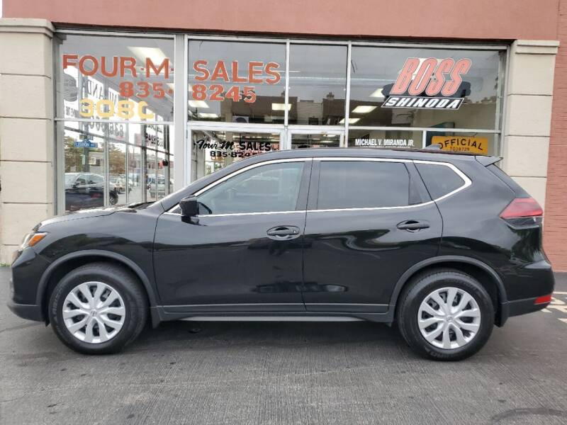 2020 Nissan Rogue for sale at FOUR M SALES in Buffalo NY