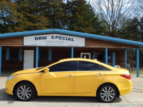2011 Hyundai Sonata for sale at DRM Special Used Cars in Starkville MS