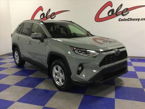 2019 Toyota RAV4 Hybrid for sale at Cole Chevy Pre-Owned in Bluefield WV