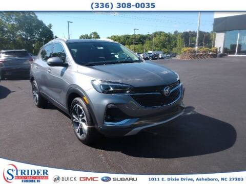 2020 Buick Encore GX for sale at STRIDER BUICK GMC SUBARU in Asheboro NC