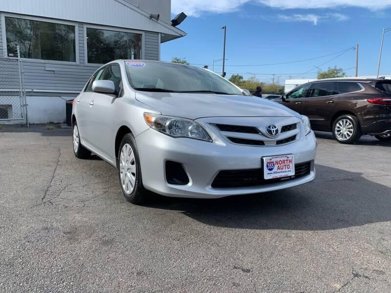 2012 Toyota Corolla for sale at 355 North Auto in Lombard IL
