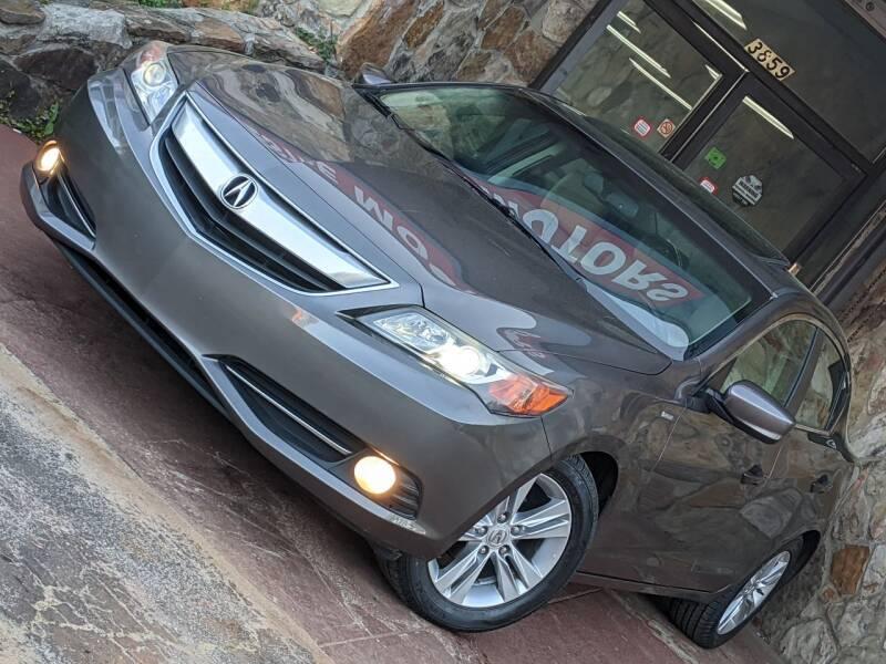 2013 Acura ILX for sale at Atlanta Prestige Motors in Decatur GA