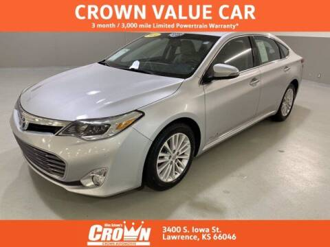 2014 Toyota Avalon Hybrid for sale at Crown Automotive of Lawrence Kansas in Lawrence KS