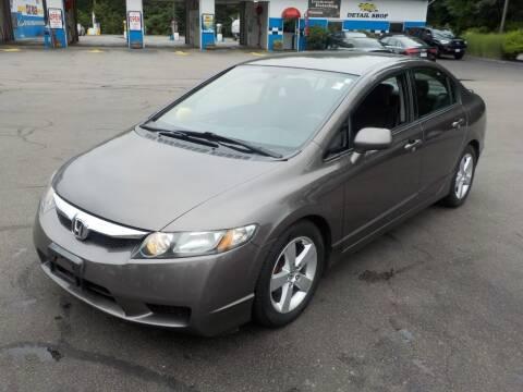 2011 Honda Civic for sale at RTE 123 Village Auto Sales Inc. in Attleboro MA