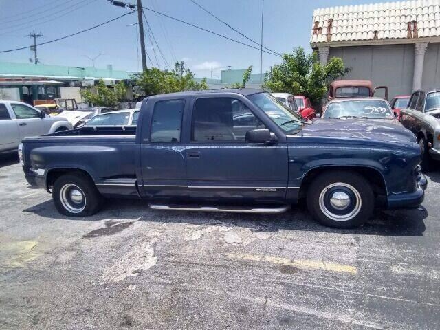 1998 Chevrolet C/K 1500 Series for sale in Miami, FL