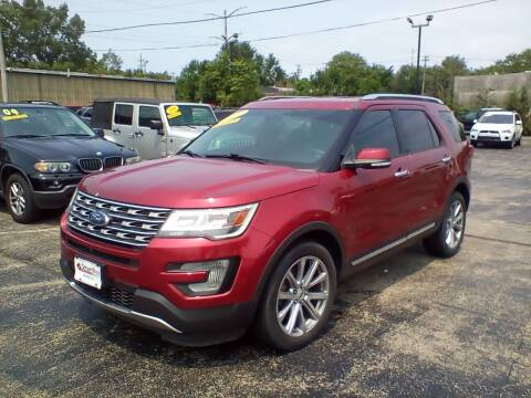 2017 Ford Explorer for sale at Smart Buy Auto in Bradley IL