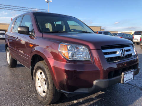 2007 Honda Pilot for sale at VIP Auto Sales & Service in Franklin OH