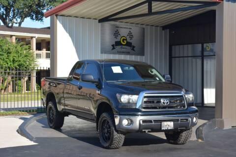 2013 Toyota Tundra for sale at G MOTORS in Houston TX