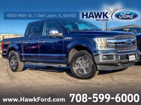 2020 Ford F-150 for sale at Hawk Ford of Oak Lawn in Oak Lawn IL