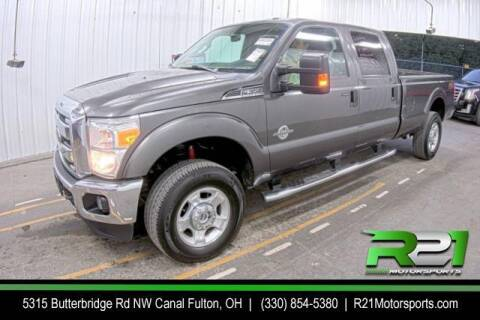 2016 Ford F-350 Super Duty for sale at Route 21 Auto Sales in Canal Fulton OH