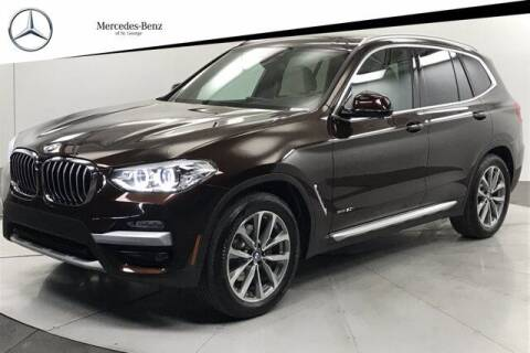 2018 BMW X3 for sale at Stephen Wade Pre-Owned Supercenter in Saint George UT