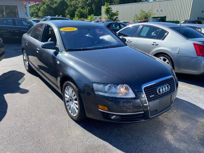2007 Audi A6 for sale at Sandy Lane Auto Sales and Repair in Warwick RI