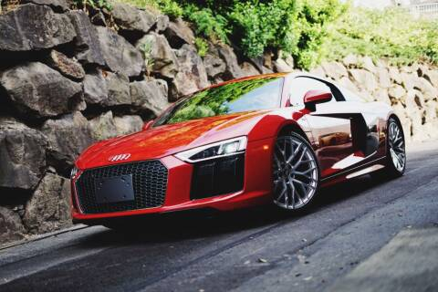 2017 Audi R8 for sale at Zadart in Bellevue WA