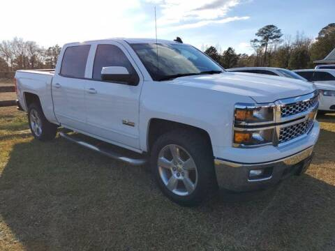 2015 Chevrolet Silverado 1500 for sale at Bratton Automotive Inc in Phenix City AL