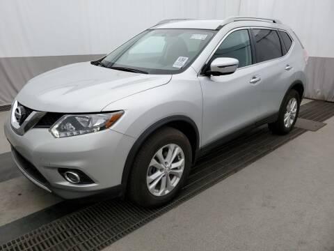 2016 Nissan Rogue for sale at C & M Auto Sales in Detroit MI