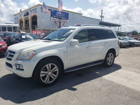 2010 Mercedes-Benz GL-Class for sale at INTERNATIONAL AUTO BROKERS INC in Hollywood FL