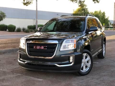 2017 GMC Terrain for sale at AKOI Motors in Tempe AZ