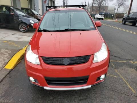 2007 Suzuki SX4 Crossover for sale at SUNSHINE AUTO SALES LLC in Paterson NJ