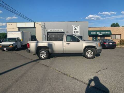 2007 GMC Sierra 1500 for sale at 57 AUTO in Feeding Hills MA