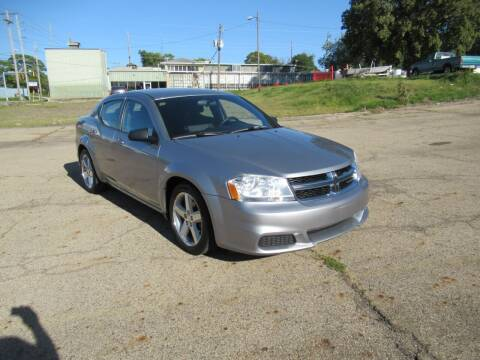 2013 Dodge Avenger for sale at Perfection Auto Detailing & Wheels in Bloomington IL