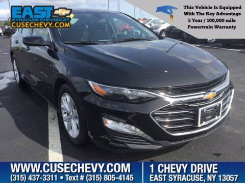 2019 Chevrolet Malibu for sale at East Syracuse Performance Sales & Service in Syracuse NY