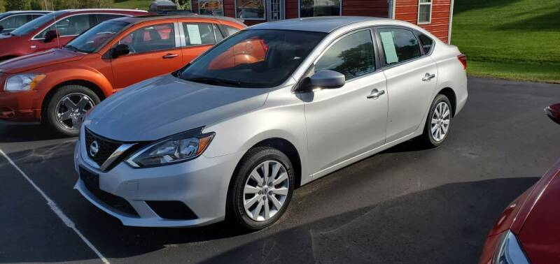 2019 Nissan Sentra for sale at Gallia Auto Sales in Bidwell OH