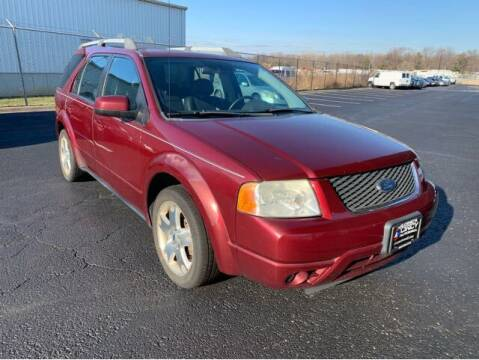 2005 Ford Freestyle for sale at Dixie Motors in Fairfield OH