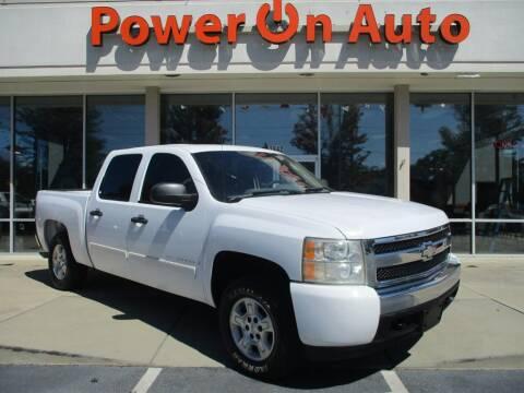 2007 Chevrolet Silverado 1500 for sale at Power On Auto LLC in Monroe NC