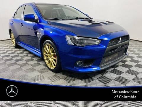 2012 Mitsubishi Lancer Evolution for sale at Preowned of Columbia in Columbia MO