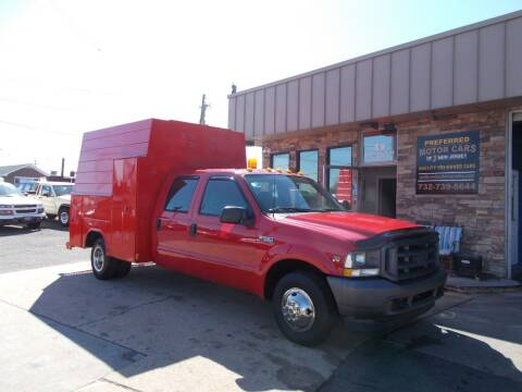 2002 Ford F-350 Super Duty for sale at Preferred Motor Cars of New Jersey in Keyport NJ