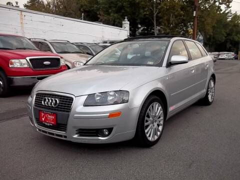 2007 Audi A3 for sale at 1st Choice Auto Sales in Fairfax VA