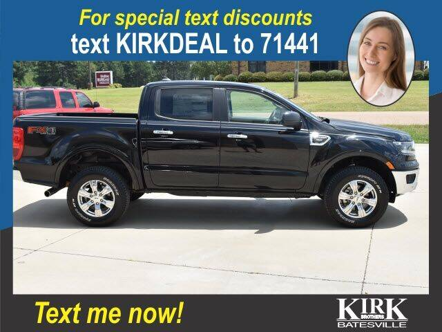 2019 Ford Ranger for sale at Kirk Brothers Batesville in Batesville MS