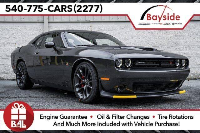 2021 Dodge Challenger for sale in King George, VA