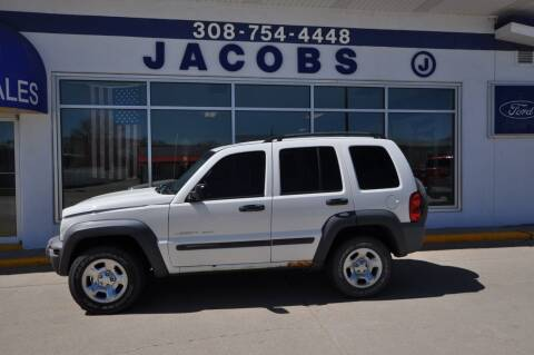 2003 Jeep Liberty for sale at Jacobs Ford in Saint Paul NE