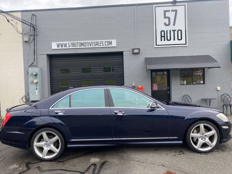 2009 Mercedes-Benz S-Class for sale at 57 AUTO in Feeding Hills MA