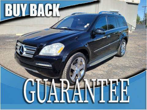 2012 Mercedes-Benz GL-Class for sale at Reliable Auto Sales in Las Vegas NV