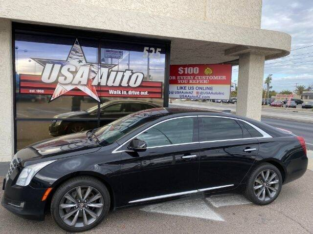2015 Cadillac XTS Pro for sale at USA Auto Inc in Mesa AZ