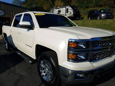2015 Chevrolet Silverado 1500 for sale at W V Auto & Powersports Sales in Cross Lanes WV