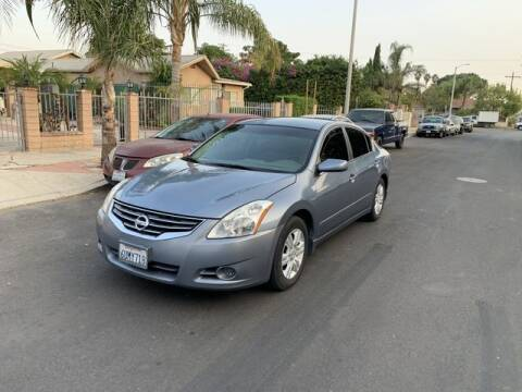 2012 Nissan Altima for sale at Hunter's Auto Inc in North Hollywood CA