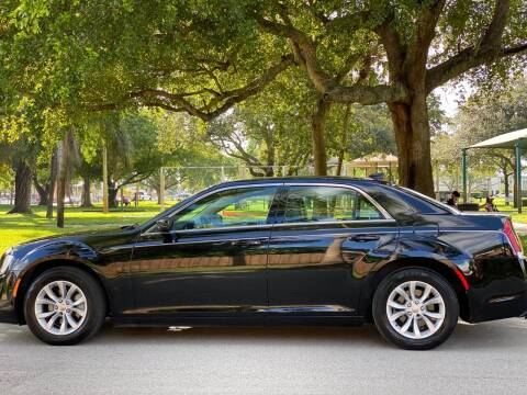 2016 Chrysler 300 for sale at HIGH PERFORMANCE MOTORS in Hollywood FL