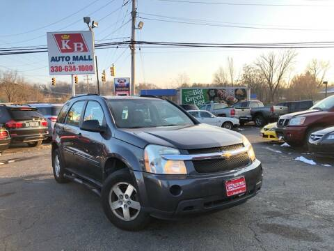 2007 Chevrolet Equinox for sale at KB Auto Mall LLC in Akron OH