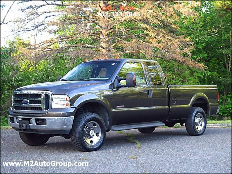 2005 Ford F-250 Super Duty for sale at M2 Auto Group Llc. EAST BRUNSWICK in East Brunswick NJ
