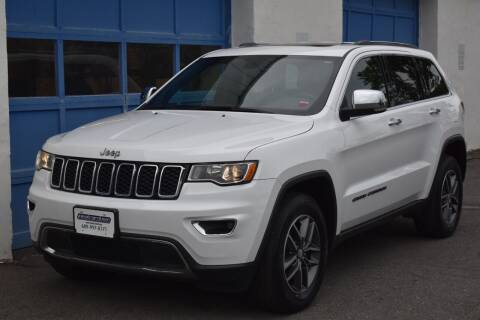 2017 Jeep Grand Cherokee for sale at IdealCarsUSA.com in East Windsor NJ