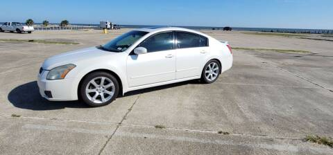2007 Nissan Maxima for sale at American Family Auto LLC in Bude MS