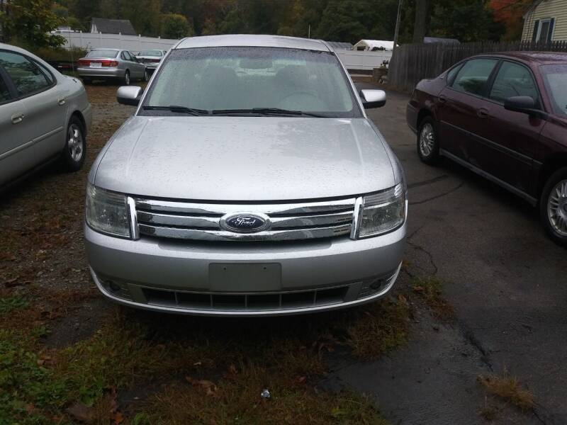 2009 Ford Taurus for sale at Maple Street Auto Sales in Bellingham MA