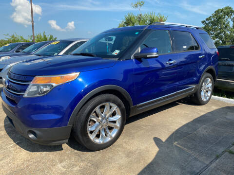 2015 Ford Explorer for sale at Bobby Lafleur Auto Sales in Lake Charles LA