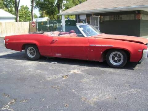 1970 Buick LeSabre for sale at Haggle Me Classics in Hobart IN