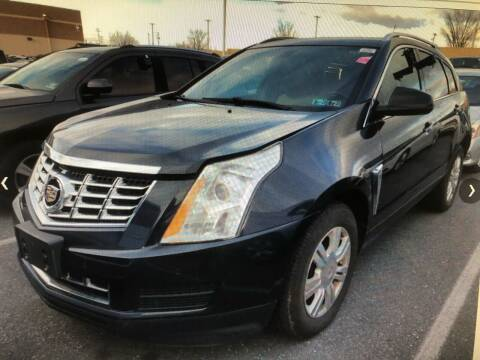 2014 Cadillac SRX for sale at Trimax Auto Group in Norfolk VA