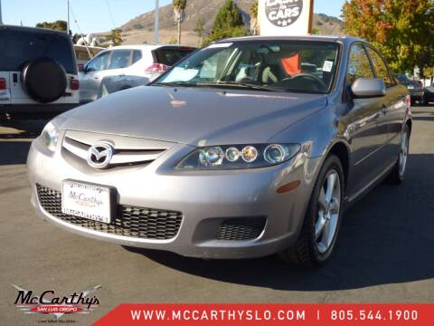 2008 Mazda MAZDA6 for sale at McCarthy Wholesale in San Luis Obispo CA